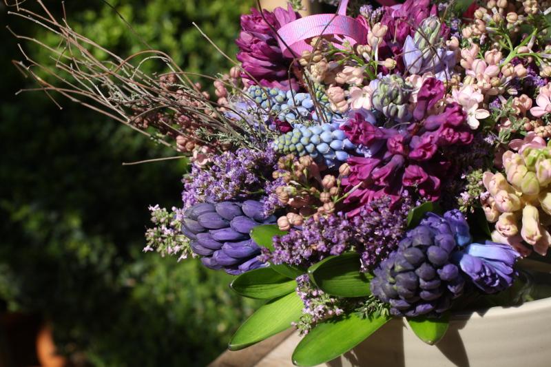 Ausgefallene Blumen - Floristik