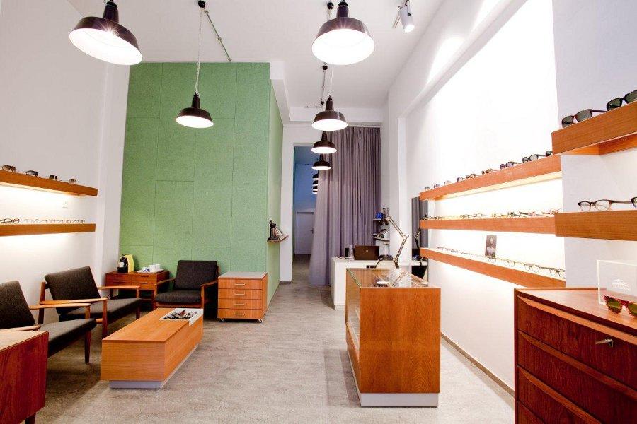 Interieur von Klar Augenoptik
