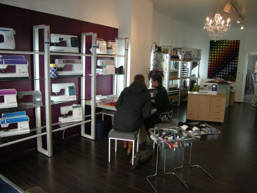 Fachgeschäft für Nähmaschienen in Darmstadt