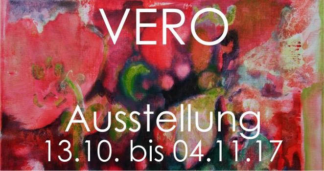 Flyer zur Ausstellung mit Veronika Emendörfer